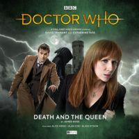 Doctor Who: Death and the Queen - HMV Exclusive Clear Vinyl Record
